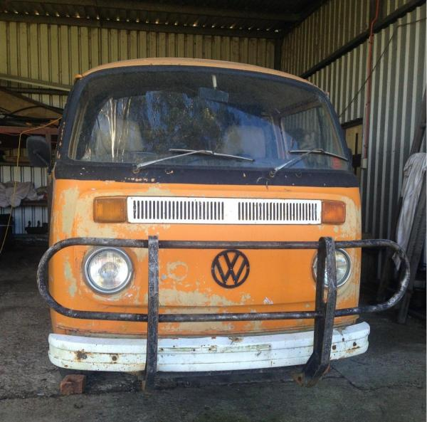 1974 VW Kombi Pre purchase exam